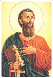 São Paulo Apóstolo – Dia do padroeiro 25 de janeiro